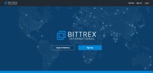 ビットトレックス(Bittrex)