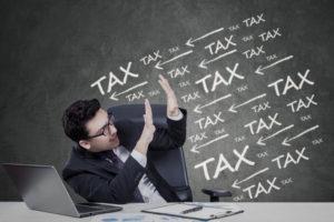 仮想通貨の税金